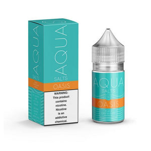 Oasis - AQUA Salts E-Liquid - 30mL