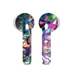 Limited Edition: Custom Wrapped Bluetooth Wireless Earpods