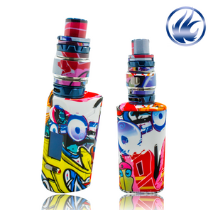 LIMITED EDITION: Pre-Wrapped SMOK TFV12 Prince Tank for VAPORSTORM PUMA BOX MOD
