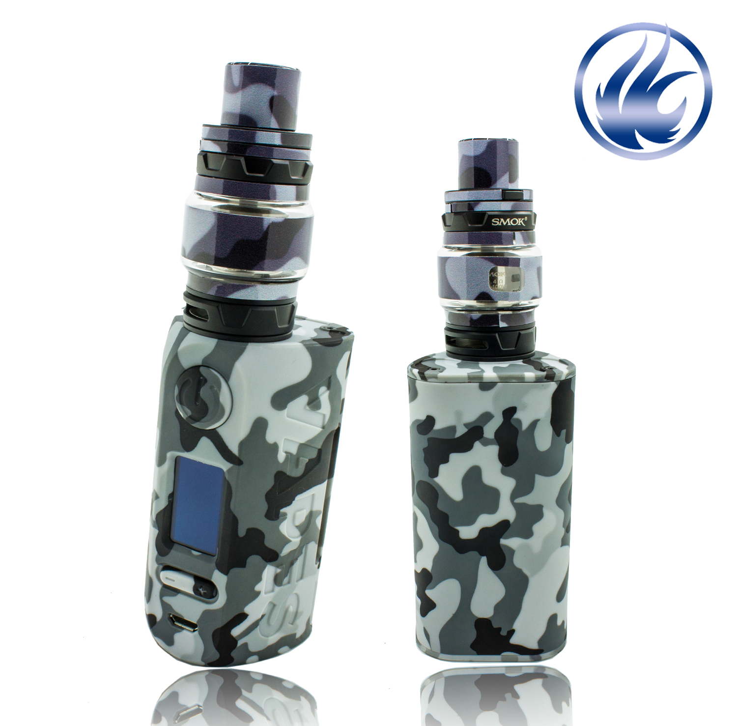 LIMITED EDITION: Puma Box Mod With Pre-Wrapped SMOK TFV12 Prince Tank!