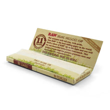 Load image into Gallery viewer, RAW Organic 1 1/4 Rolling Papers