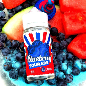 Blueberry Sourade by Ra Liquids