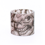 SMOK TFV12 Cloud Beast King Custom Glass - Skulls (ONLY GLASS)