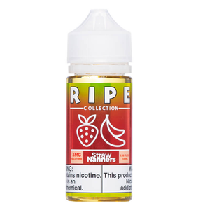 Straw Nanners by Ripe Collection E-Liquid