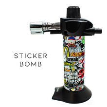"Load image into Gallery viewer, Limited Edition: Pre-Wrapped Newport Zero Mini 5.5"" Butane Torch"
