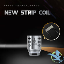 Load image into Gallery viewer, SMOK TFV12 PRINCE STRIP REPLACEMENT COILS - PACK OF 3