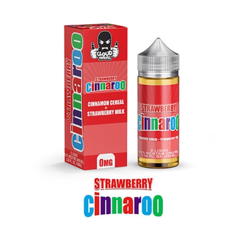 Strawberry Cinnaroo by Cloud Thieves - 100mL