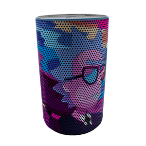 AMAZON ECHO 2ND GEN SKIN - Get Schwifty