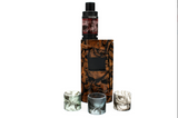 SMOKtech Alien 220W TC and TFV8 Baby Beast Full Kit Custom Painted LIMTED EDITION