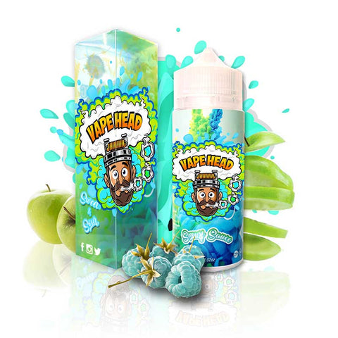 Smurf Sauce by Vape Heads - 120ML