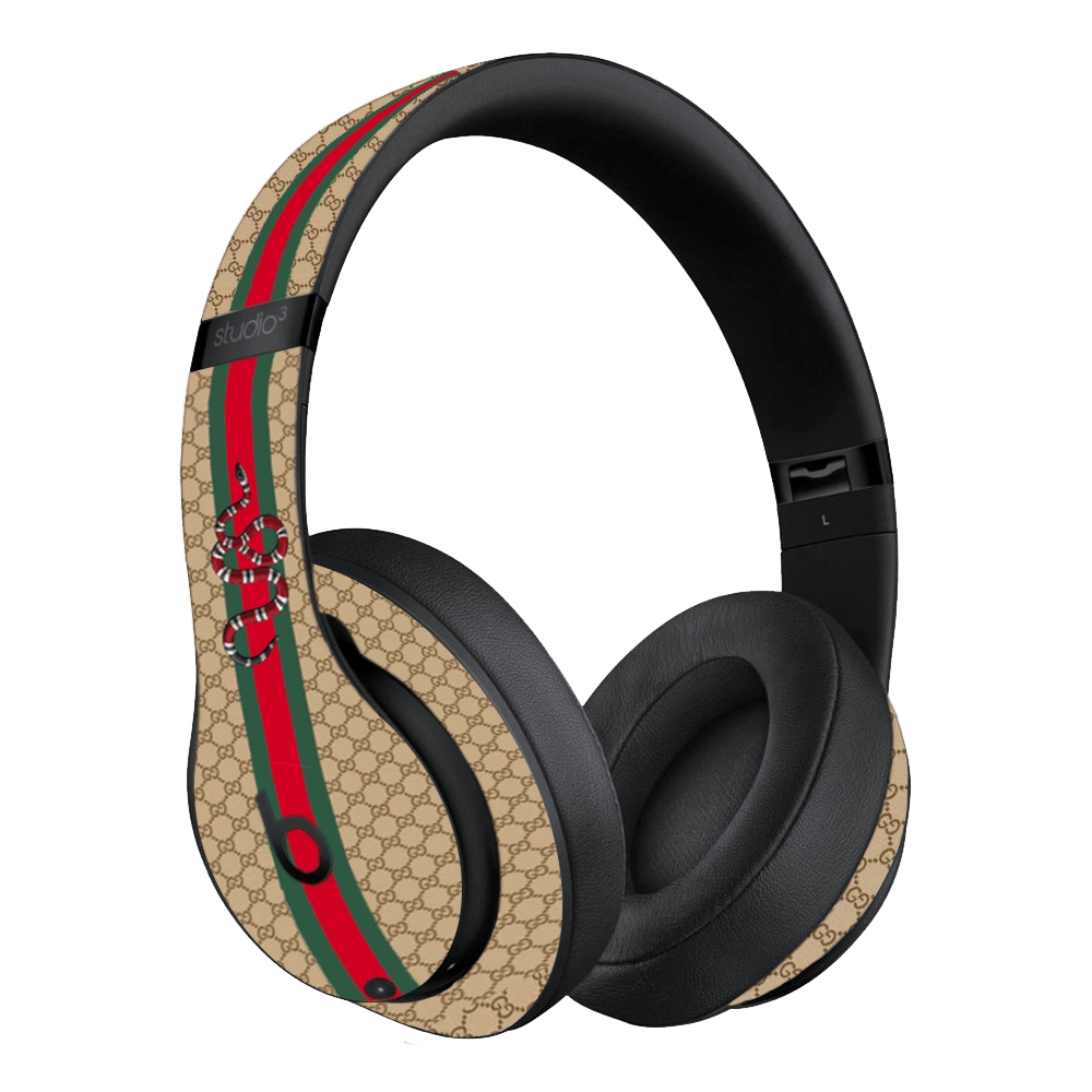BEATS STUDIO3 WIRELESS SKIN - Snake