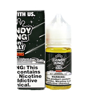 Worms by Candy King On Salt 30mL