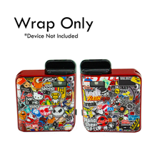 Load image into Gallery viewer, Vape Central Group Wraps for SMOK Mico!