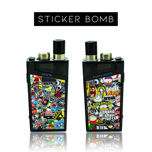 Vape Central Group Wraps for SMOK Trinity Alpha