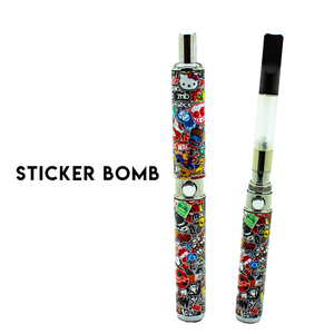 Limited Edition: Pre-Wrapped Yocan Evolve-D Dry Herb Pen
