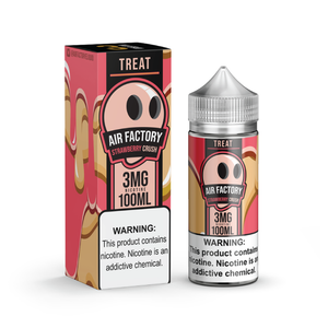 Strawberry Crush by Treat Factory 100mL
