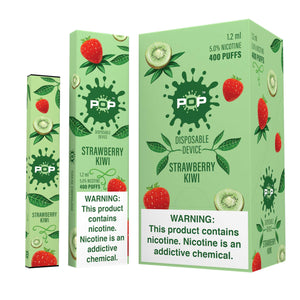 Pop Disposable Pod Vape Device - $1 - FAST FREE SHIP