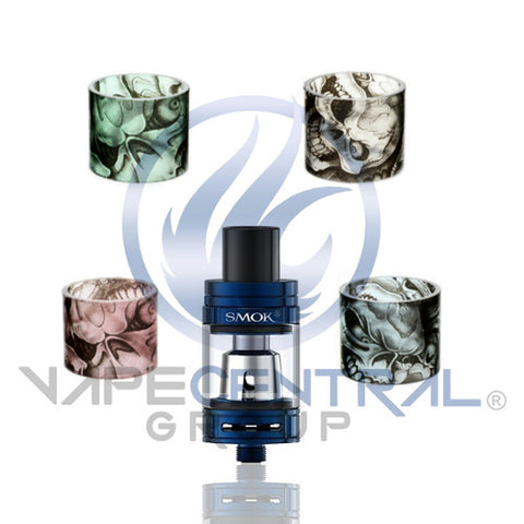 SMOK TFV8 Baby Beast Custom Glass - Skulls (ONLY GLASS)