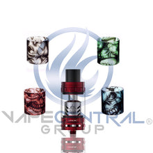 Load image into Gallery viewer, SMOK TFV8 Cloud Beast Custom Glass - Skulls (ONLY GLASS)