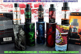 SMOK TFV8 Cloud Beast Custom Glass - Casino Royale (ONLY GLASS)