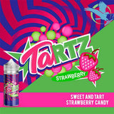 Strawberry by Tartz E-Liquids - 100mL