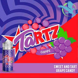 Grape by Tartz E-Liquids - 100mL