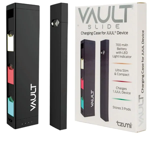 Vault Slide Charging Case by Tzumi