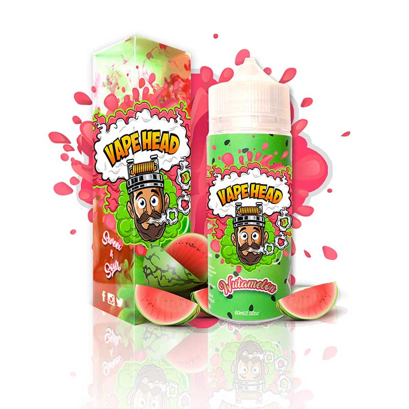 Wutamelon by Vape Heads - 120ML