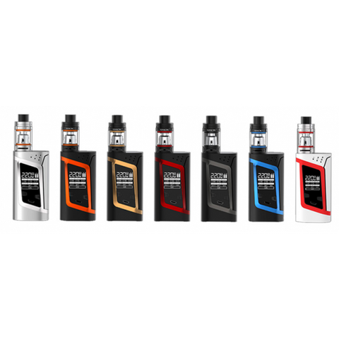 SMOKtech Alien 220W TC and TFV8 Baby Beast Full Kit