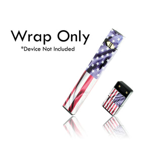Vape Central Group Wraps for JUUL - American Flag
