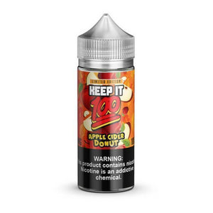 Apple Cider Donut by Keep It 100 - 100mL