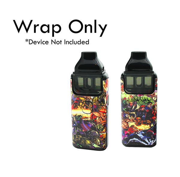Vape Central Group Wraps for Aspire Breeze 2!