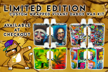 Load image into Gallery viewer, LIMITED EDITION: Pre-Wrapped Vivant DAbOX Wax Kit