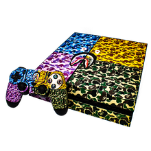 Load image into Gallery viewer, SONY PS4 CONSOLE SKIN - Bape Camo