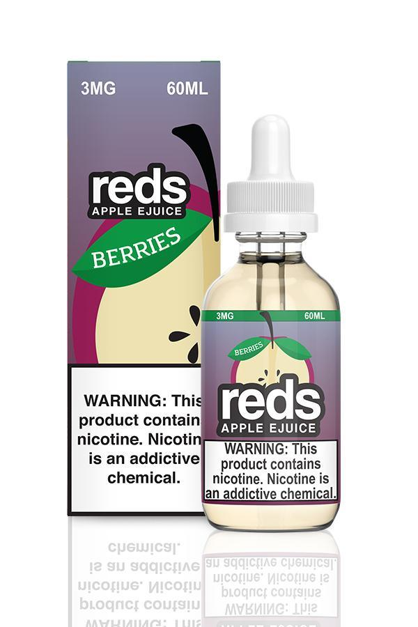 Berries Reds Apple eJuice - 7 Daze - 60mL