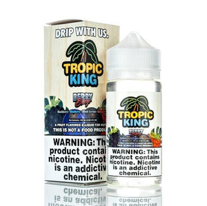 Berry Breeze by Tropic King 100mL