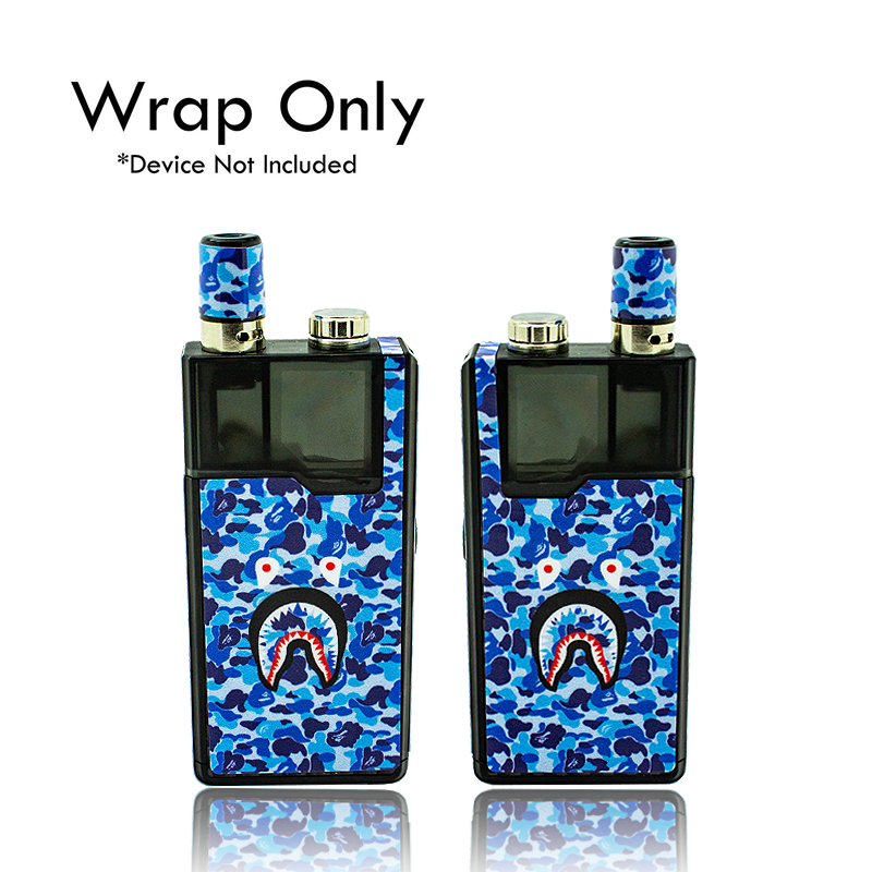 Vape Central Group Wraps for Lost Vape Orion!
