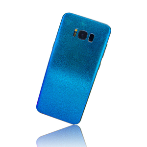 SAMSUNG GALAXY S8 PLUS SKIN - Blue Glitter