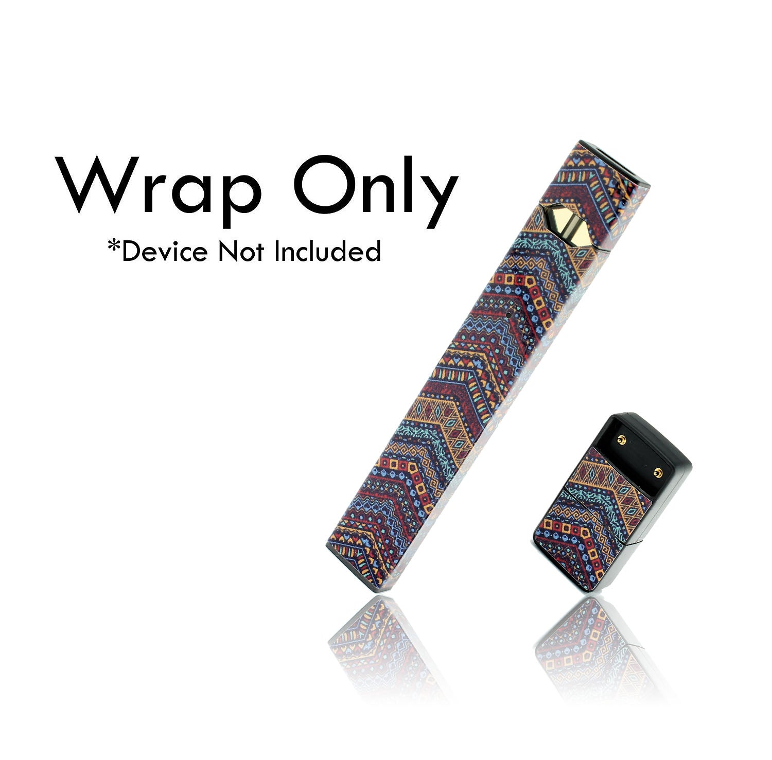 Vape Central Group Wraps for JUUL - Boho Chevron #2
