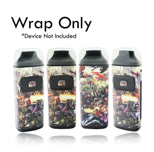 Vape Central Group Wraps for Aspire Breeze!