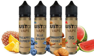 Just CBD Vape Oil