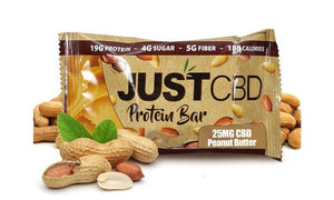 Just CBD Protein Bar