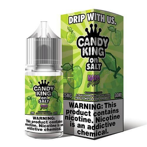 Hard Apple by Candy King On Salt 30mL