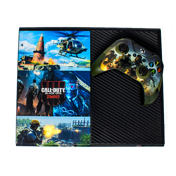 MICROSOFT XBOX ONE CONSOLE SKIN - Call Of Duty