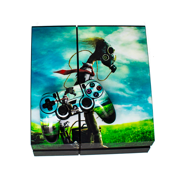 SONY PS4 CONSOLE SKIN - N/A