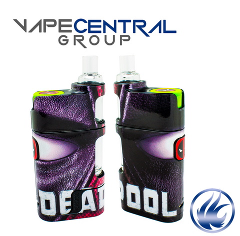 LIMITED EDITION: Pre-Wrapped Vivant DAbOX Wax Kit w/ Water Filter & Dab Box
