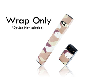 Vape Central Group Wraps for JUUL - Desert Camo