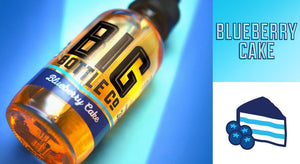 Blueberry Cake by Big Bottle Co - 120ML