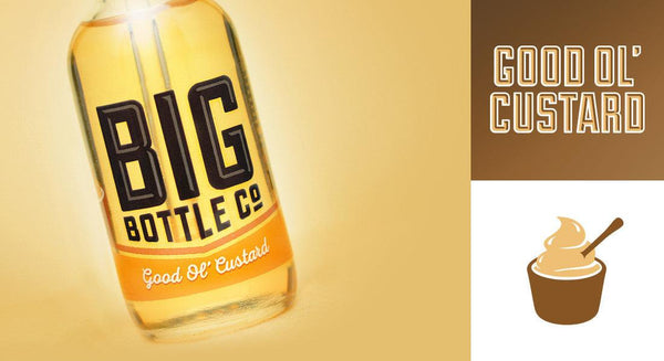 Good Ol' Custard by Big Bottle Co - 120ML