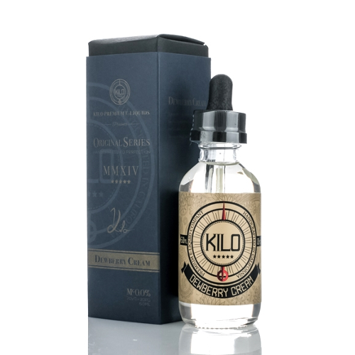 Original Series Dewberry Cream Premium E-Liquid - By Kilo 60mL